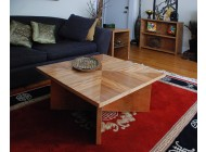 Diamond Coffee Table / X-Base